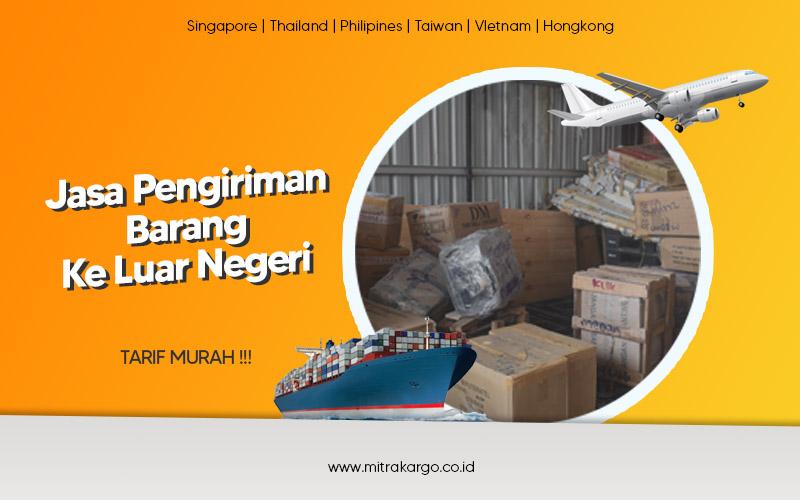 Kirim Paket Ke Luar Negeri